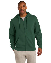 Sport-Tek ST258 Men Fullzip Hooded Sweatshirt