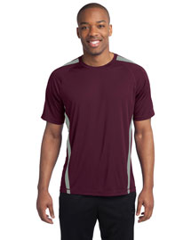 Sport-Tek TST351 Men Tall Colorblock Competitor? Tee