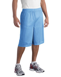 Sport-Tek ST511 Men Extra Long Posicharge Classic Mesh ™  Short