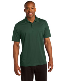 Sport-Tek ST651 Men Micropique Sportwick Pocket Polo