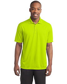 Sport-Tek ST680 Men Active Textured Polo