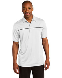 Sport-Tek ST686 Men Posicharge Micromesh? Piped Polo