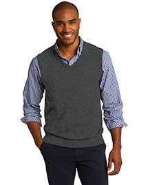 Port Authority SW286 Men Sweater Vest