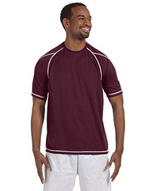 Champion T2057 Men  4.1 Oz. Double Dry T-Shirt With Odor Resistance