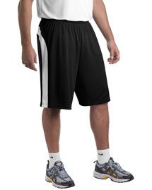 Sport-Tek T479 Men Dry Zone Colorblock Short