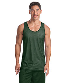 Sport-Tek T500 Mens Reversible Mesh Tank at bigntallapparel