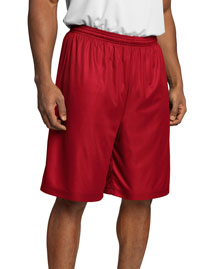 Sport-Tek T560 Men Posicharge Mesh Reversible Short