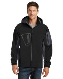 Port Authority TLJ798 Men Tall Waterproof Soft Shell Jacket