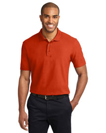 Port Authority Tlk510 Men Tall Stainresistant Polo