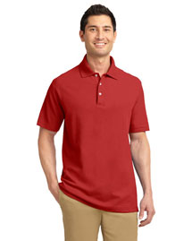 Port Authority TLK800 Men Tall Ezcotton? Pique Polo