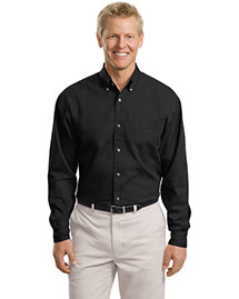 Port Authority TLS600T Men Tall Long Sleeve Twill
