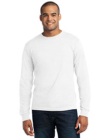 Port & Company Usa100ls Men Long Sleeve All-American Tee