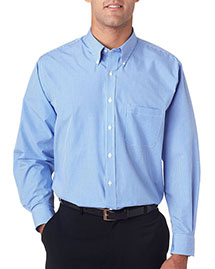 Van Heusen V0225 Men Longsleeve Yarddyed Gingham Check