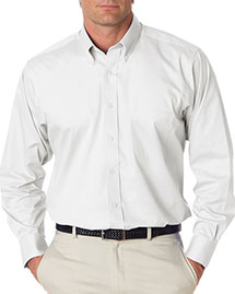 Van Heusen V0521 Men Longsleeve Dress Twill