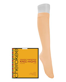 Cherokee YKHTS2 Women 6  2pr Packages Of Knee Highs