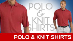 Polo Shirts & Knit Shirts