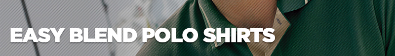 Easy Blend Polo Shirts
