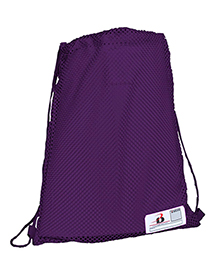 Badger 0101     100% Polyester Mesh B-Back Bag  at bigntallapparel