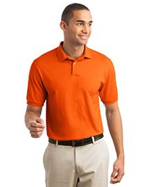 Mens Stedman 55 Ounce Jersey Knit Sport Shirt