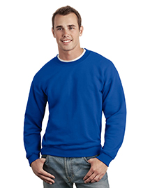 Gildan 12000 Mens Ultra Blend Crewneck Sweatshirt at bigntallapparel