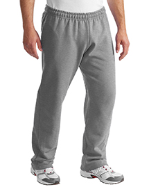 Gildan 12300 Mens Ultra Blend Open Bottom Sweatpan