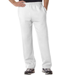 Badger 1277 Open Bottom Flc Pant at bigntallapparel