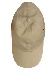 Anvil 156 6-Panel Twill Cap at bigntallapparel