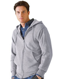 Fruit of the Loom 16230R 8 oz. Best™ 50/50 Full-Zip Hood at bigntallapparel