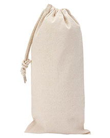 Ultraclub 1727BND   1727  Drawstring Wine Bag  at bigntallapparel