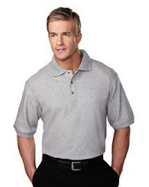 Tri-Mountain 180 Mens Ultracool Pique Polo Golf Shirt at bigntallapparel