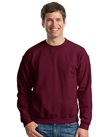 Gildan 18000 Mens Heavy Blend Crewneck Sweatshirt at bigntallapparel