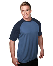 Tri-Mountain 234 Men's 100% Polyester Knit Shirts at bigntallapparel