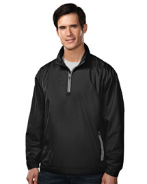 Tri-Mountain 2640 Men's 100% poly micro wind coat with mesh lining at bigntallapparel