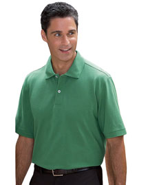 Men's Combed Cotton Piqué Polo