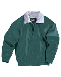 Tri-Mountain 3400 Mens Nylon Jacket with Jersey Lining at bigntallapparel