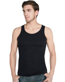 Canvas 3400C Men's 5.8 oz. Mulholland Rib Tank at