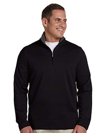 Men's French Terry Half-Zip Pullover