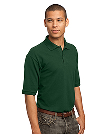 Jerzees 440M Mens 65 Ounce Pique Knit Sport Shirt