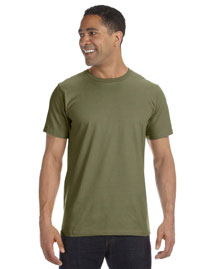 Men's 4.5 oz., 100% Organic Ringspun Cotton T-Shirt