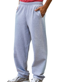 Fruit of the Loom 51300R 8 oz. Best™ 50/50 Fleece Pant with Mesh Pockets at bigntallapparel