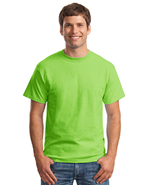 Hanes 5180 Mens Beefy Born To Be Worn Cotton T Shi