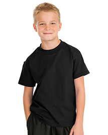 Hanes® Youth Tagless 100% Cotton T-Shirt. 5450