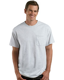 Fruit of the Loom 5930P 5.6 oz., 50/50 Best™ Pocket T-Shirt at bigntallapparel
