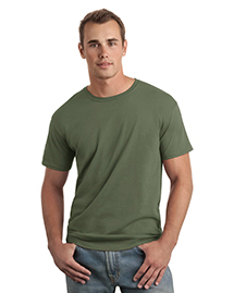 Mens Soft-Style Ring Spun Cotton T Shirt