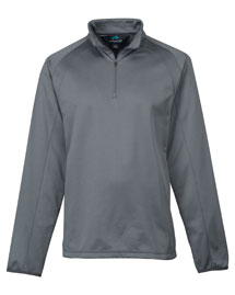 Tri-Mountain 7355 Men's 100%poly Fleece Long Sleeve Ultra Cool Jacket at bigntallapparel