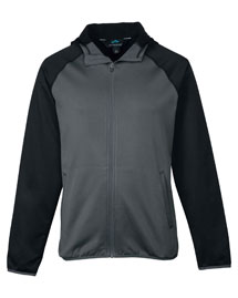 Tri-Mountain 7389 Men's 100%Poly Fleece long sleev