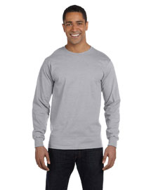 5.4 oz. Long-Sleeve T-Shirt with TearAway™ Label