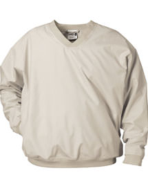Badger 7618 Microfiber Windshirt at bigntallapparel