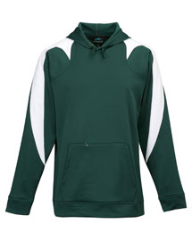 Men's 100%Poly Fleece long sleeve ULTRA COOL jacket with hood.