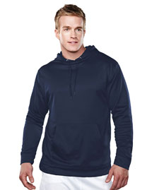 Tri-Mountain 7689 Men's 100%Poly Fleece long sleev